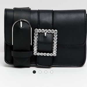 ASOS Bershka jewelry Fanny belt pack